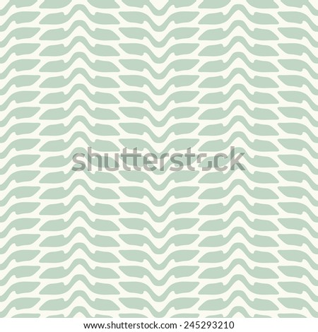 Seamless pattern with abstract shape design, endless textile print.