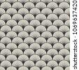 seamless pattern with geometric ...
