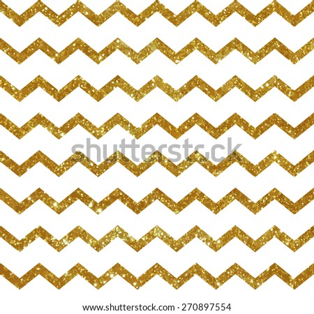 Seamless pattern with golden stripes.