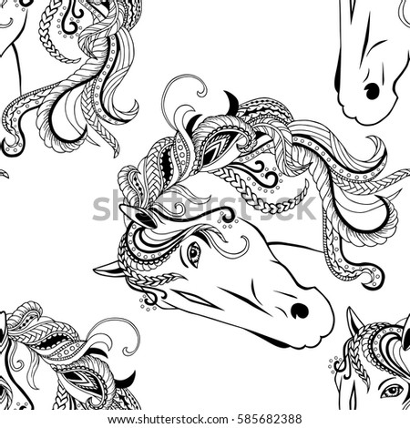 593773088 further 541487555172509726 also Para Colorear together with Painthast in addition Horse Pattern. on wild horse stencils