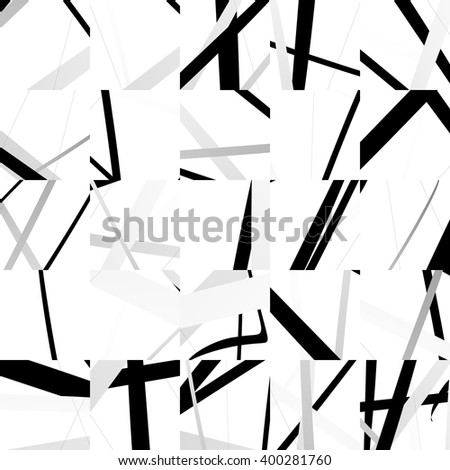 Clip Art Vector of Monochrome texture, monochrome pattern with ...