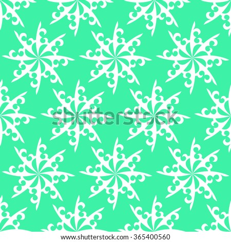 seamless patterns. Kazakh, Asian, floral, floral pattern. Decorative background for greeting cards, invitations, web design.
