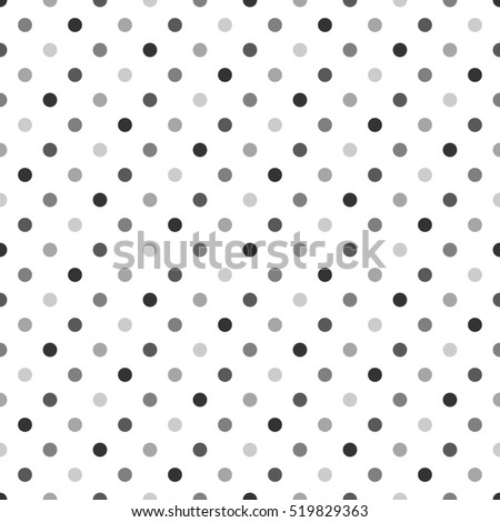 Seamless polka dot pattern vector background seamless polka dot pattern vector background for web print wallpaper and other design voltagebd Gallery