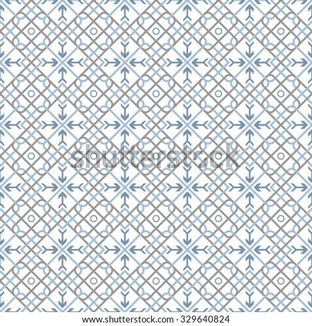 Seamless repeating pattern vector illustration. Saved in EPS 10 file with no transparencies. Well constructed for easy editing.