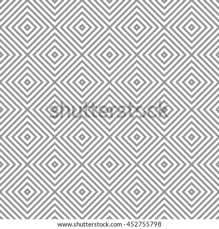 seamless rhombus pattern. vector geometric grid