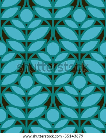 seamless russia background - stock vector