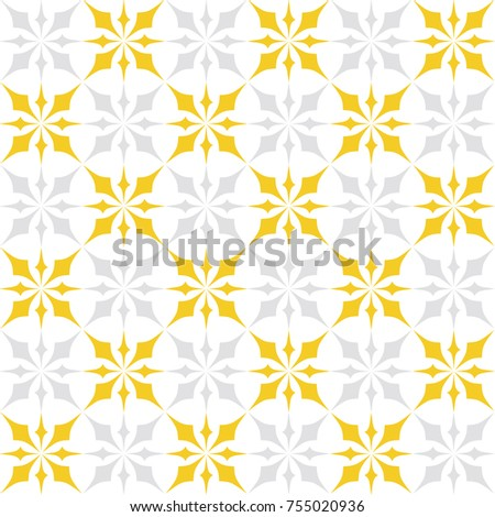 Seamless Scandinavian Pattern Be Used Textiles Stock Vector ...