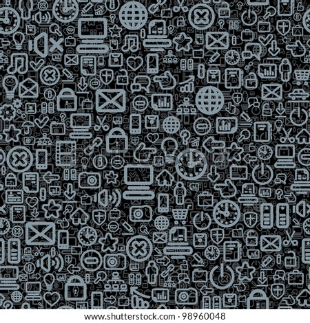 Seamless Social Media Technology Pattern