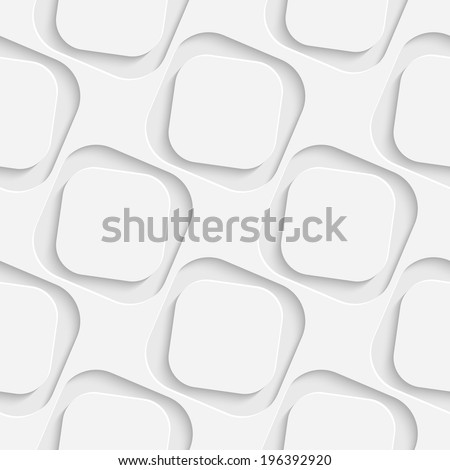 Seamless Squares Pattern - stock vector