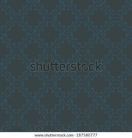 Seamless stairs pattern. Vector illustration