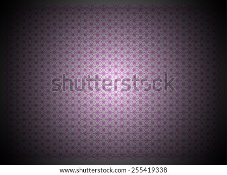 seamless stars pattern. black purple light background.