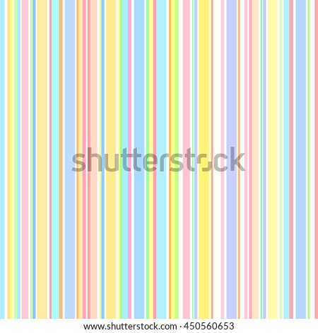Seamless striped background. Bright colored strips.