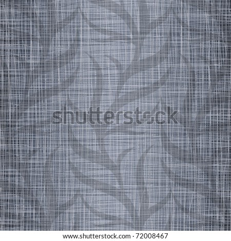 Seamless structure the Jeans fabric with drawing - stock vector