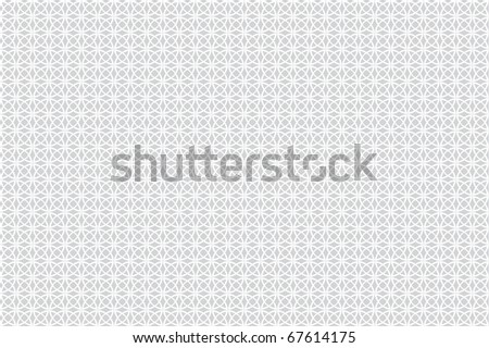 Seamless structure with rounds - stock vector