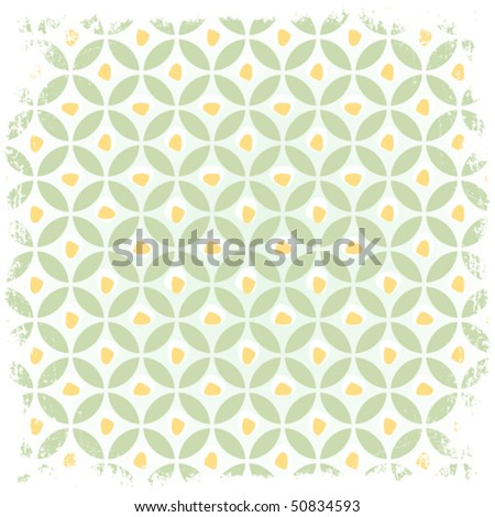 Seamless stylish tablecloth pattern. Cute restaurant style. Easy editable eps 8.0 file. - stock vector