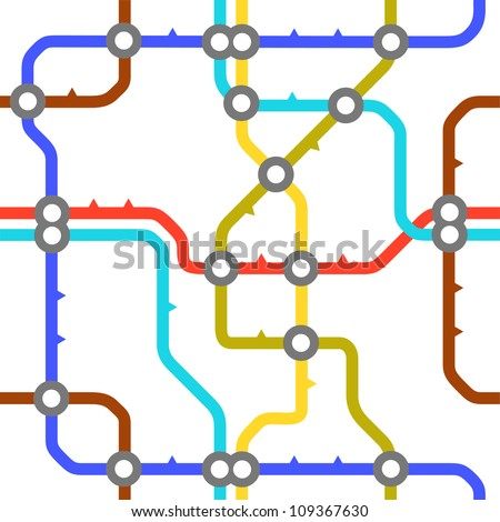 Subway Pattern subway map stock images, royalty-free images & vectors | shutterstock