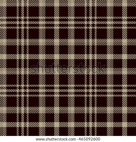 Seamless tartan pattern. Lumberjack flannel shirt inspired. Trendy tartan hipster style backgrounds. Suitable for decorative paper, fashion design, home and handmade crafts.Vector illustration