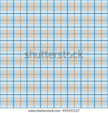 Seamless tartan pattern. Print. Repeating background. Cloth design, wallpaper.