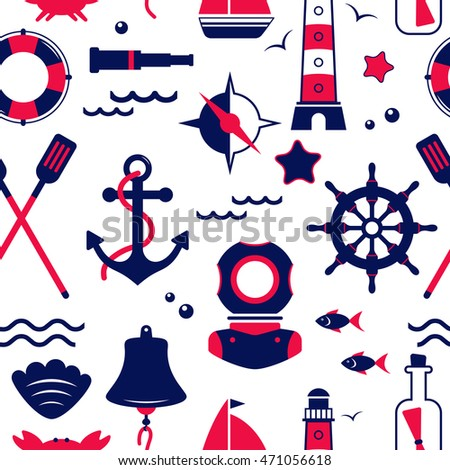 nautical stars abstract wallpaper - photo #25