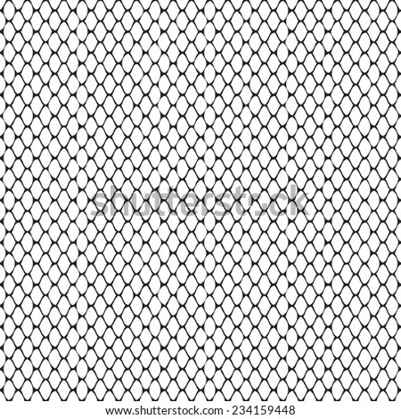 seamless texture mesh, vector illustration - stock vector