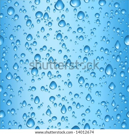 Seamless Background Drops Tile Water Stock Photos, Images ...