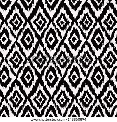 Native american patterns black and white for Native american tile designs