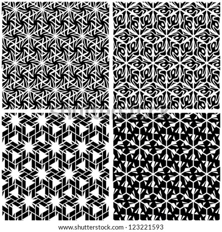 Seamless vector pattern.