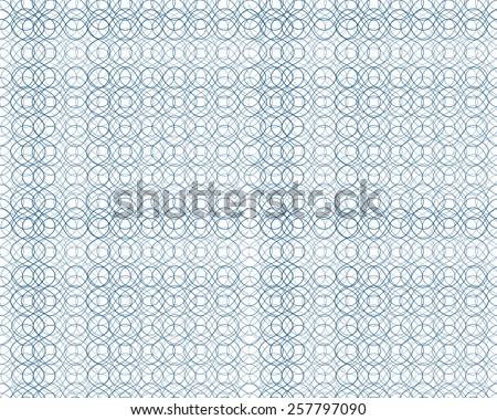 Seamless vector pattern with waves.