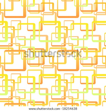 Seamless vector texture with rounded rectangles