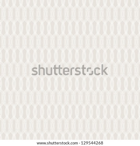 Seamless vintage wallpaper pattern. - stock vector