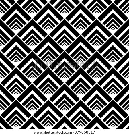 Seamless wallpaper pattern. Modern stylish texture. Geometric background. Vector illustration. Eps 10