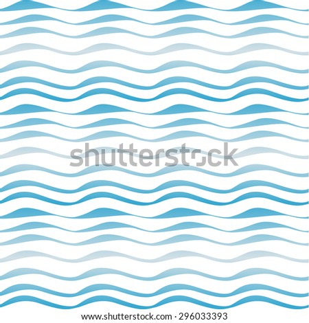 seamless water pattern waves optical art illusion background