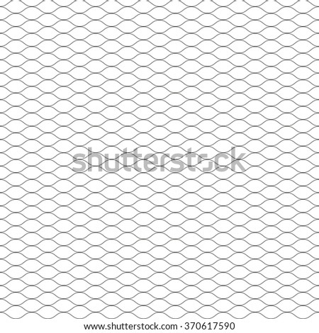 Seamless zig zag pattern with fabric texture. Vector corner background