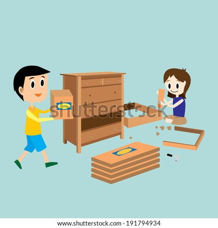 Furniture Assembly Stock Photos Images Pictures