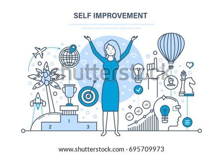 Self education and self development