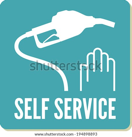 kmart how to self serve