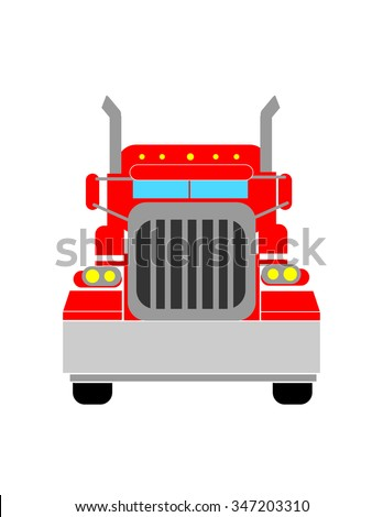 Semi Truck Cab Stock Photos, Images, & Pictures | Shutterstock