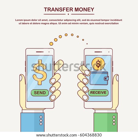 how to send and receive money online anonymously