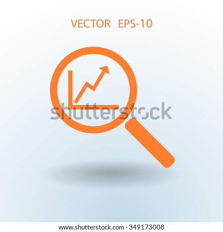 SEO icon - stock vector