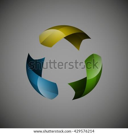 Set arrows circular logo shape arrows circular logo shape arrows circular logo shape arrows circular logo shape arrows circular shape arrows circular shape arrows circular shape arrows circular icon - stock vector