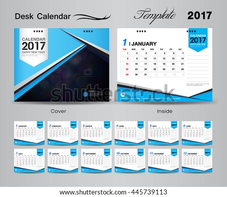 Desk Calendar 2017 Stock Images, Royalty-Free Images & Vectors ...