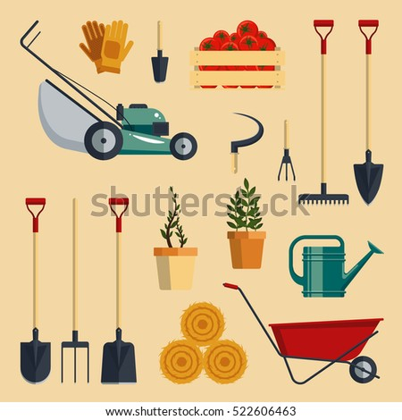 Garden-spade Stock Images, Royalty-Free Images & Vectors ...