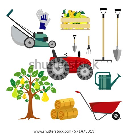 Farm Tools Stock Images, Royalty-Free Images & Vectors ...