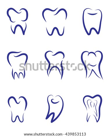 Tooth Logo Stock Images, Royalty-Free Images & Vectors ...