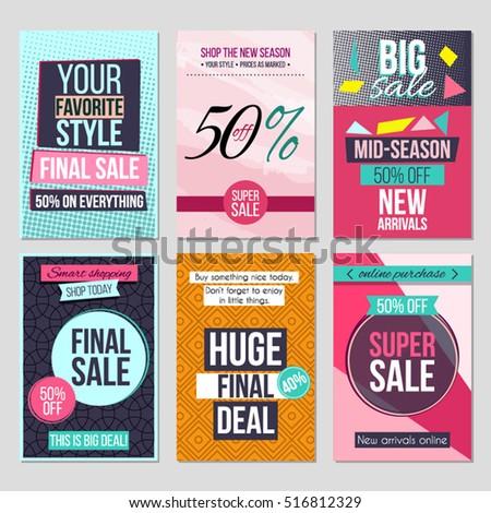 flyers on sale