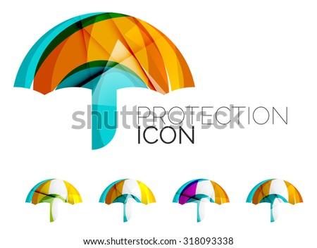 Vector logo summer stock vector 528940222 shutterstock for Modern cleaning concept