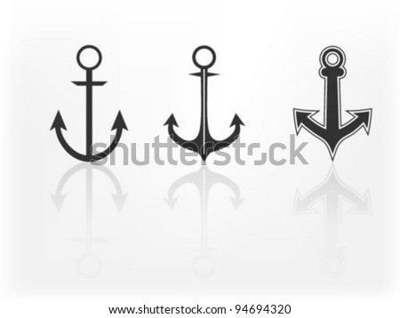 Set of anchor symbols