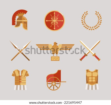 Roman Shield Stock Images, Royalty-Free Images & Vectors ...