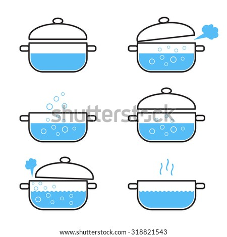 glass of water clip art