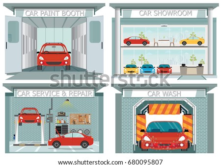 car paint stock images royalty free images vectors shutterstock. Black Bedroom Furniture Sets. Home Design Ideas